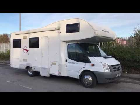 Roller Team Auto-Roller 600 Motorhome Review Trigano group