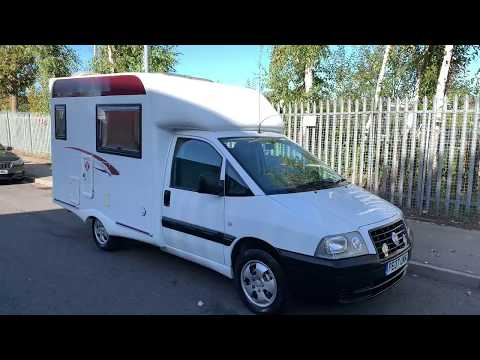 Nu Venture Rio Motorhome Review ideal Small Compact