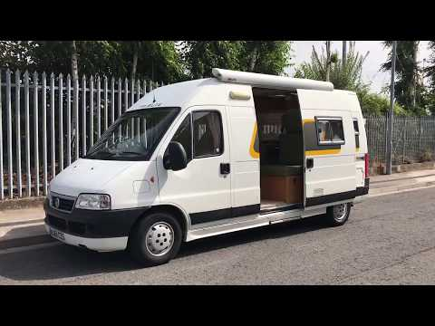 Trigano Tribute Motorhome Review